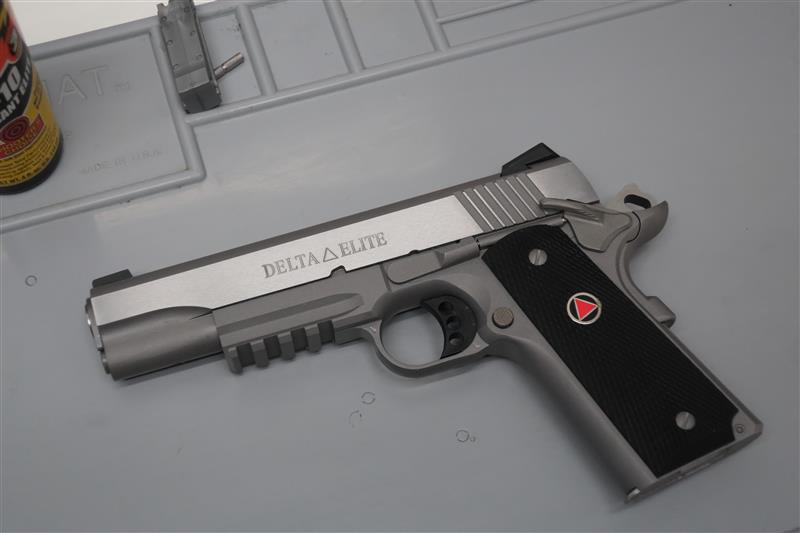 Stainless Delta Elite - 1911Forum